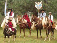 Gauchos en Salta Argentina